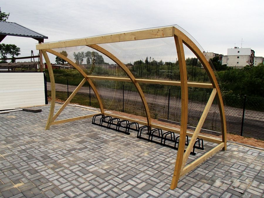 Bolton Bike Shelter