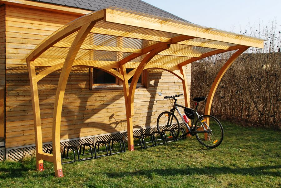 Oxford Bike Shelter
